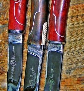 """Мисливські ножі """"SAFARI"""", « ANTILOPA» та ін."""