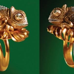 Перстень «Мадагаскар»