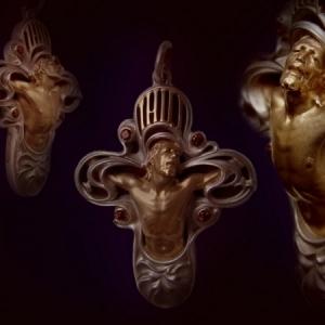 Хрест «Пассифлора»