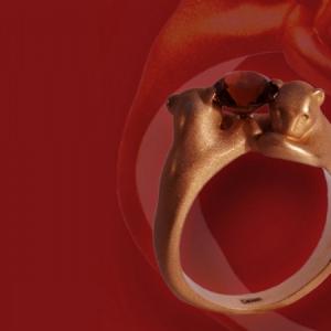 Перстень «Тотем»