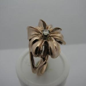 Перстень «Квітка Людмила»