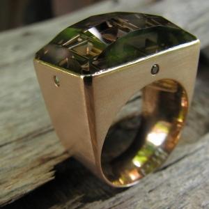 Перстень «Крокодил»