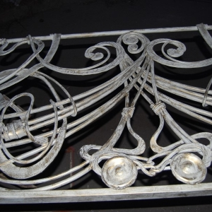 Секція перил для балкону