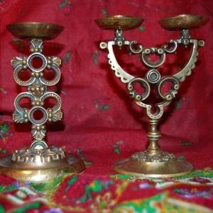 Свічники гуцульські
