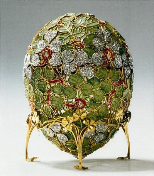 Пасхальне яйце Петера Карла Фаберже
